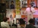画像: 佳山明生 店頭歌唱